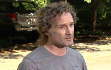 U.S. journalist speaks for first time since release