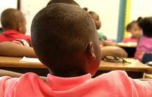 Back to school in Ferguson as normal life returns