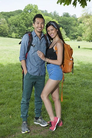 """The Amazing Race"" 25"