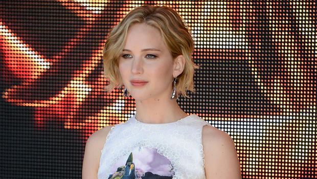 Hunger Games Star Jennifer Lawrence Announced To Be