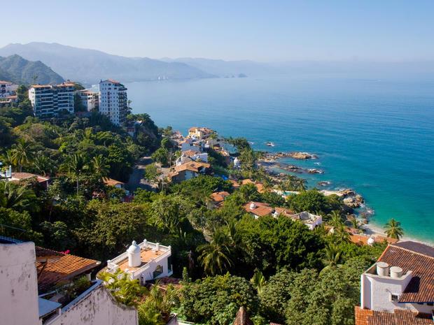 Puerto Vallarta, Mexico Shutterstock 3