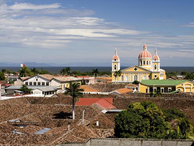 Granada, Nicaragua Shutterstock