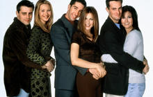 """Friends"" cast: Then and now"