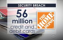 Home Depot breach puts 56 million cards at risk