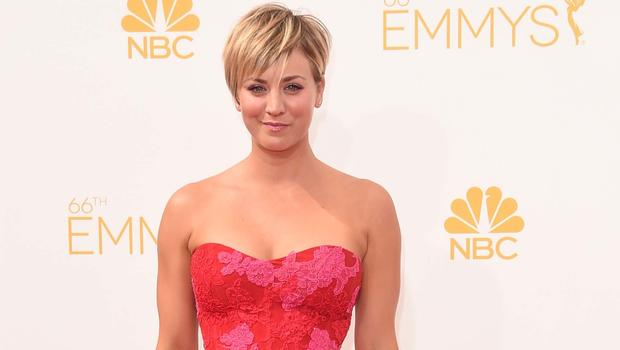 Kaley Cuoco How I Found Out About Nude Photo Leak - Cbs News-7863
