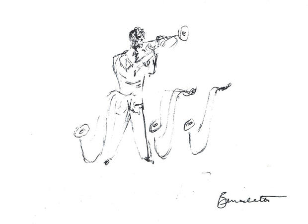 Tony Bennett's jazz art