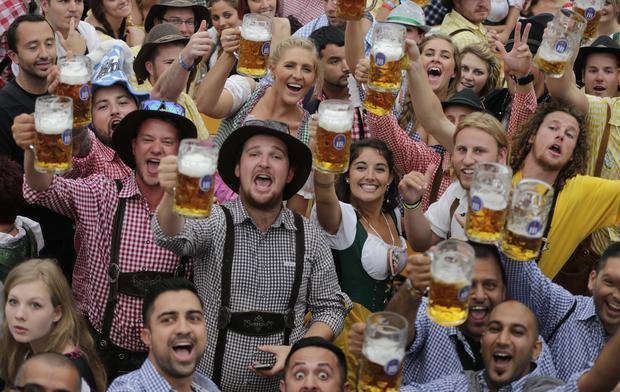 Oktoberfest kicks off