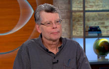 Author Stephen King on new movie and his dark reputation