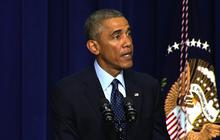 Obama: Ebola outbreak also a security threat