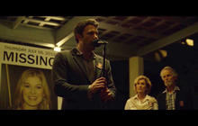 "Inside look at the new film ""Gone Girl"""