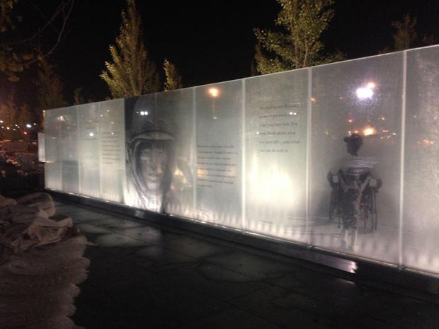 American Veterans Disabled for Life Memorial