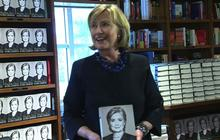 """Hillary Clinton on being a grandmother: """"I highly recommend it!"""""""