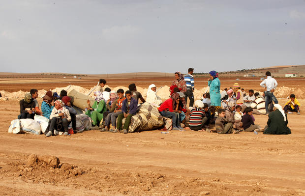 Fighting for Kobani