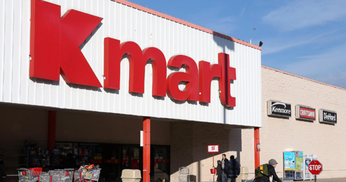 b92504b733e Is your local Sears or Kmart store closing? - CBS News