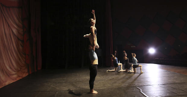 A ballet for the blind