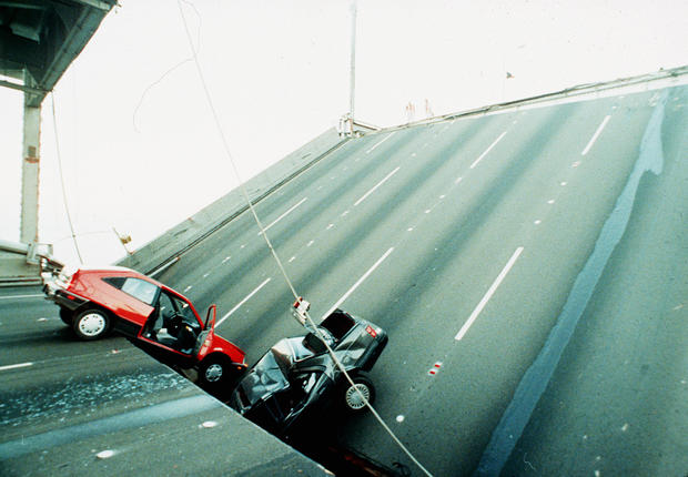Bay Area earthquake, 25 years later
