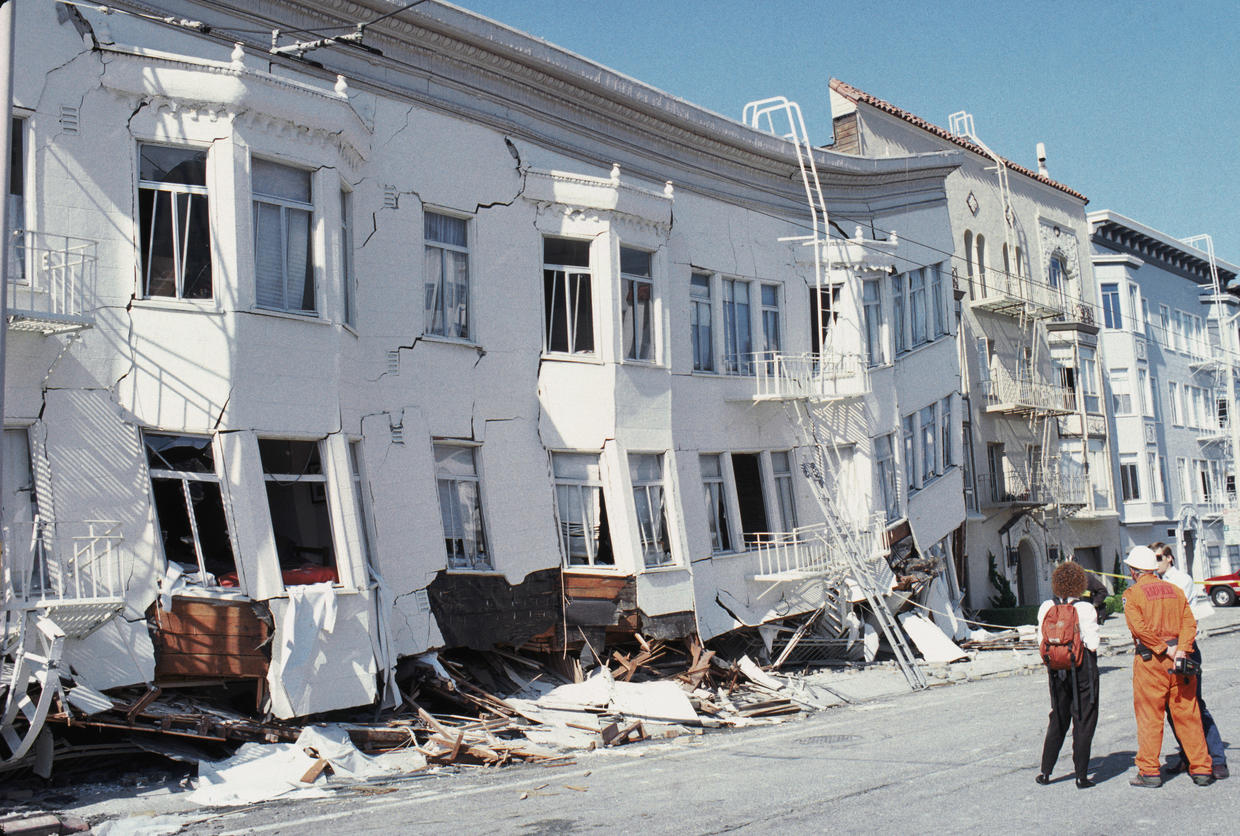 a study of the earthquake in san francisco