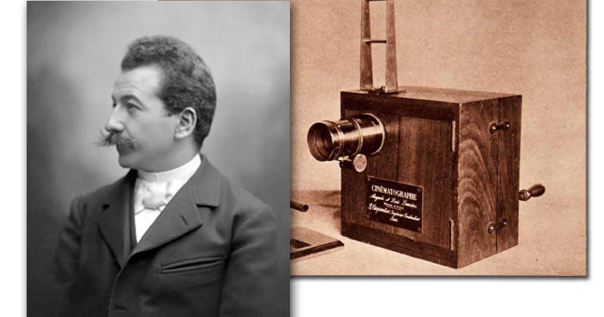 Imagini pentru Auguste Lumière;