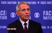 "Anthony Fauci: New Ebola guidelines ""much more stringent"""