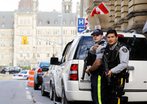 Ottawa shootings