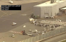 Newark passenger being monitored for Ebola