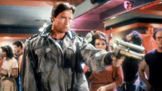 """The Terminator"" 30 years later"