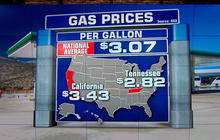 Gas prices plunge to lowest level in five years