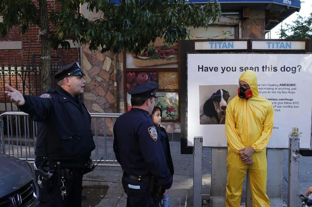Ebola in U.S.