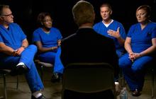 Treating Ebola: Inside the first U.S. diagnosis