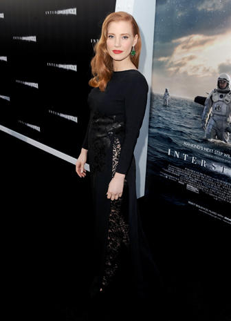 """Interstellar"" red carpet premiere"