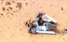 Back to back crashes trouble commercial space industry