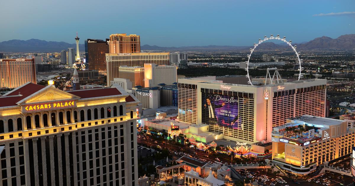 Wo Liegt Las Vegas