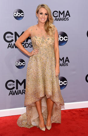 CMA Awards 2014 red carpet