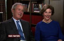 "George W. Bush: ""50-50"" chance Jeb Bush runs for president in 2016"