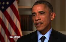 "Obama: Despite Washington gridlock, ""I love this job"""