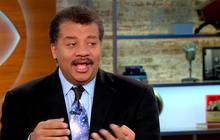 "Movie vs. science: Neil deGrasse Tyson on ""Interstellar"""