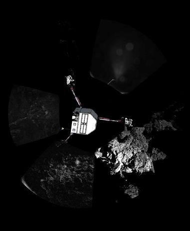 Rosetta's historic 12-year mission