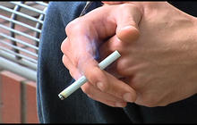Nearly one quarter of high school students use tobacco, study says