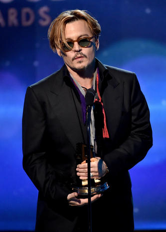 Hollywood Film Awards 2014 show highlights