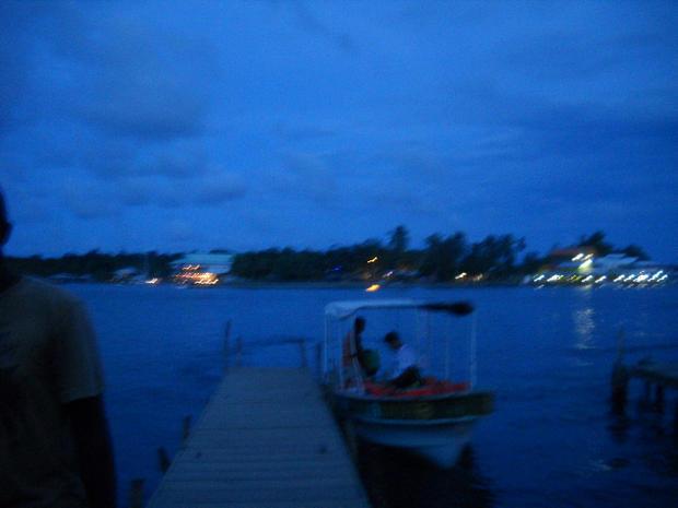 Isla Carenero, Panama