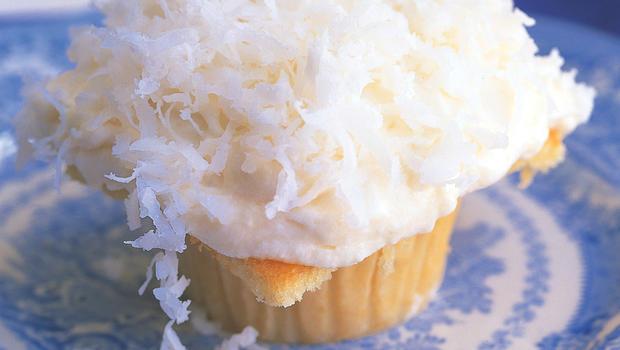 Ina Garten Cupcakes recipe: ina garten's coconut cupcakes - cbs news