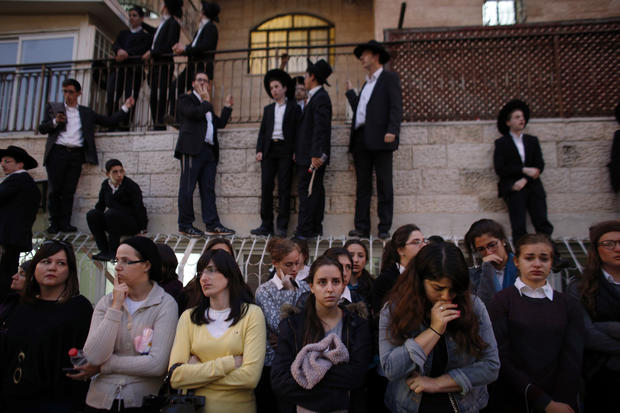 3 U.S. citizens killed in Jerusalem synagogue attack