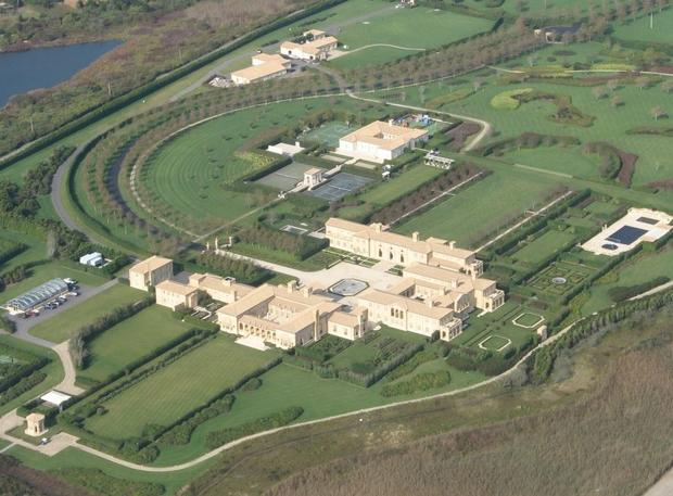 10 of the world's most expensive homes - CBS News