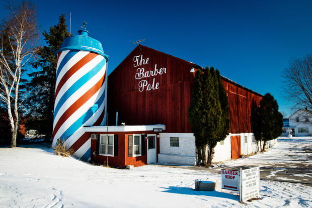 Barber shops of America