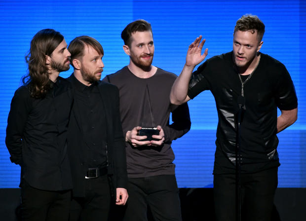 American Music Awards 2014 highlights
