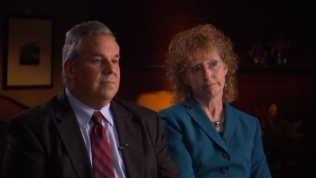 Barry Abramowitz and Linda Swartz