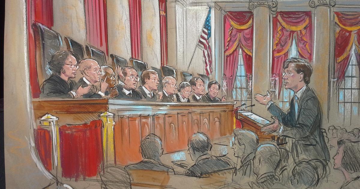 No clear cut outcome for Supreme Court's Internet free speech case