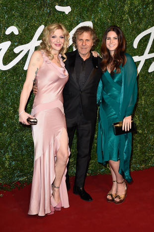 British Fashion Awards 2014