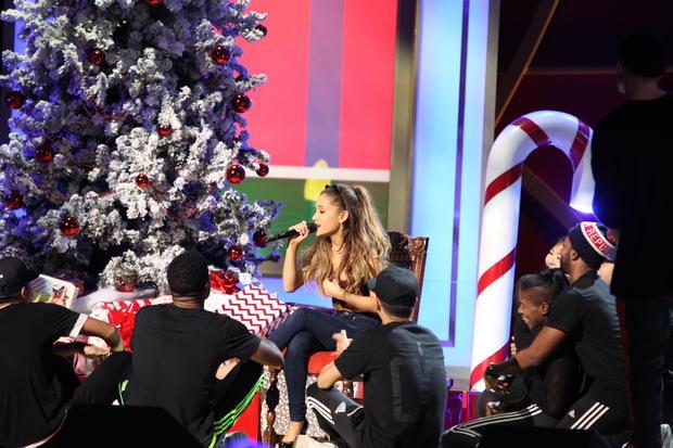 A Very Grammy Christmas 2014
