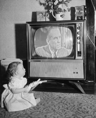 The evolution of the television set